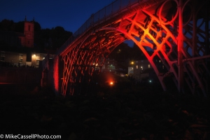 Michael Cassell - Ironbridge1